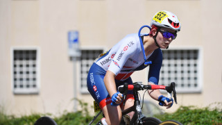 Dines takes fourth at UCI Para-cycling Road World Championships