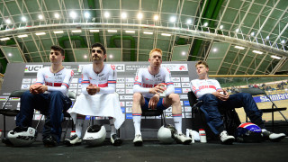 Ed Clancy looking to lead from the front ahead of Tokyo 2020 Olympics