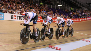Great Britain claim team pursuit victory on day one in Glasgow