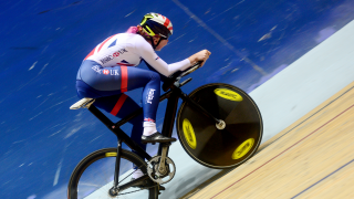 Great Britain Cycling Team squad announced for 2017 UCI Track Cycling World Championships
