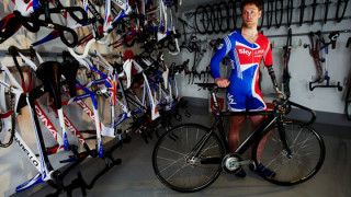 Great Britain Paralympic Team Sprint Trio Confirmed