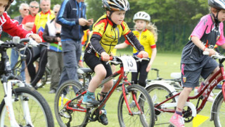 New racers turn out for St Paul's Go-Ride Cyclo-Cross Race