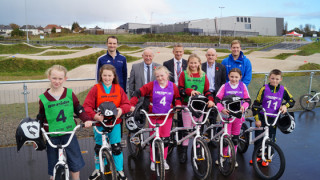 British Cycling partners with Knowsley Council to get kids to Go-Ride