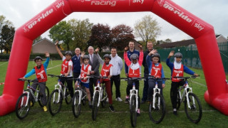 British Cycling partners with Bolton Council to get kids to Go-Ride