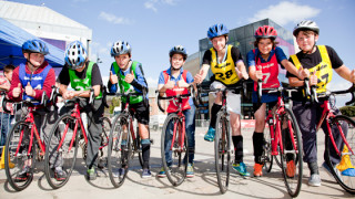 British Cycling supports the Outdoor Kids Sun Safety Code