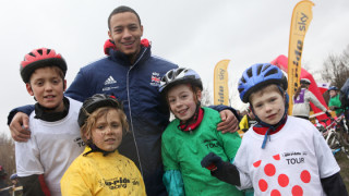 Go-Ride ambassador Tre Whyte to star at UCI BMX Supercross World Cup