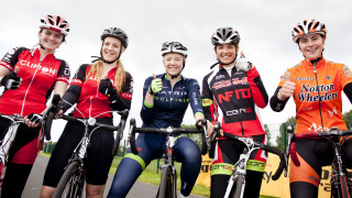 Rider development sessions for women and girls
