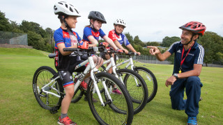 Go Ride for Schools in Wales