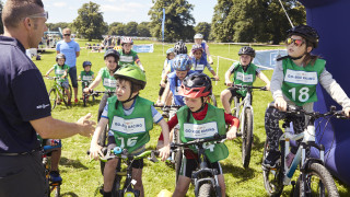 HSBC UK Go-Ride: Holiday camps