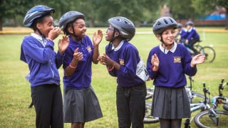 HSBC UK Go-Ride for schools