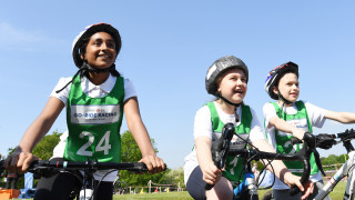 Half Term Holiday fun for young riders