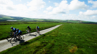Planning a cycling training route