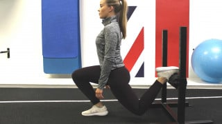 British Cycling flexibility routine