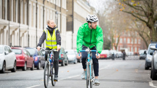 Transport for London: Advanced cycle skills