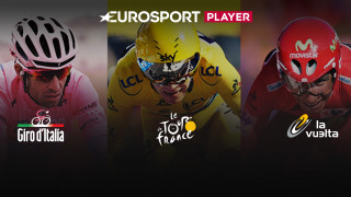 Get 20% off Eurosport Player for an all access cycling pass