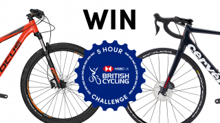 British Cycling Ride Five Challenge - how to enter the prize draw and claim your reward