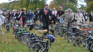 British Cycling Chief Executive to ride Brompton World Championships