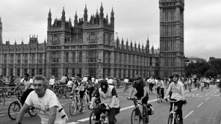 Cycling safety on the agenda in Westminster Hall