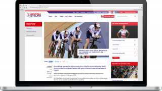 Update regarding British Cycling website and security changes