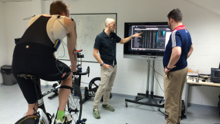 British Cycling member wins bike fit with Retül and Great Britain Cycling Team