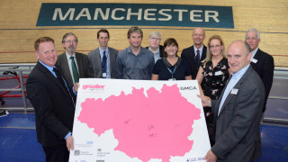 British Cycling and Transport for Greater Manchester forge partnership to help get 'Greater Manchester Moving'