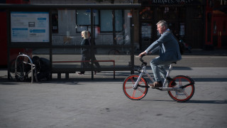 Free bike hire as British Cycling and Mobike mark World Mental Health Day