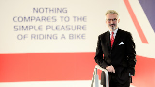 British Cycling announces Frank Slevin as new independent chair