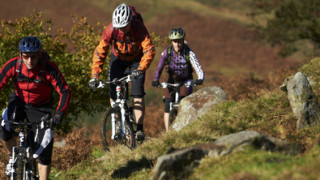 Scottish Cycling and British Cycling to work towards a single suite of Mountain Bike Leadership Awards