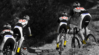 Orange Monkey-Cannondale Mountain Bike team review of 2011