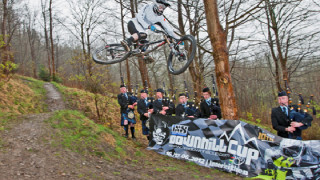 Innerleithen prepares for iXS European Downhill Cup