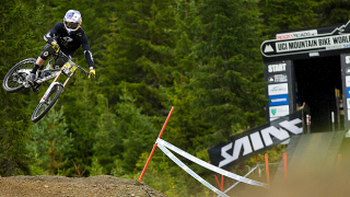 Rachel Atherton takes another win to beat the British world cup record