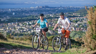 Award winning team announce new Edinburgh mountain bike marathon