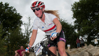 Seventh for Barnes at UCI Mountain Bike World Championships