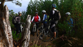 Successful pilot of the Mountain Bike Leadership Level 3 award