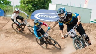 Schwalbe continues sponsorship of British Cycling 4X Series