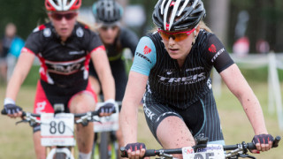 Annie Last makes successful return in round four of British Cycling MTB Cross-Country Series