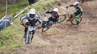 Fowler takes double victory in British Cycling MTB Four Cross Series