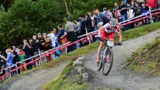 Last takes fourth in Commonwealth Games mountain bike cross-country