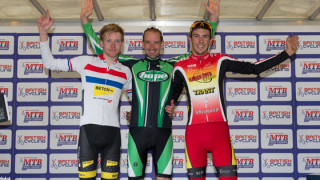 Ferguson and Crumpton win at final round of British Cycling MTB Cross-country Series at Cannock