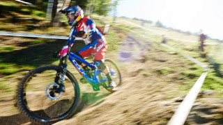 Rachel Atherton second at UCI Mountain Bike World Cup downhill opener
