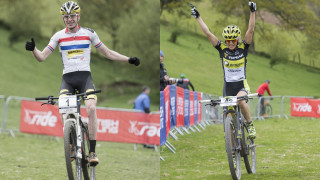 Ferguson and Bigham win at British Cyciling MTB Cross-Country Series