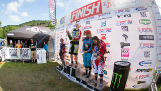 Smith and Atherton victorious in British Cycling MTB Downhill Series Round Four