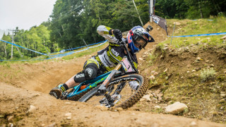 Rachel Atherton secures downhill world cup in Windham