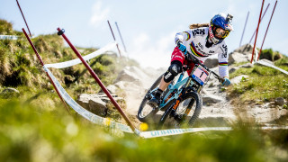 Williamson and Atherton victorious at 2016 British Cycling National Downhill Championships