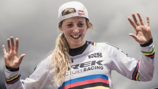 14621d8e2c5 Rachel Atherton crowned World Action Sportsperson of the Year at the 2017  Laureus World Sports Awards