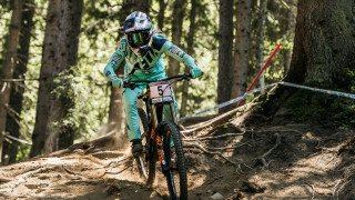 Tahnee Seagrave finishes second and Danny Hart returns to the world cup podium in Vallnord