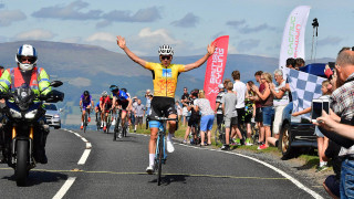 Pidcock takes final stage to win Junior Tour of Wales in style