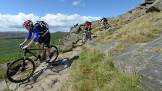 Level 2 Mountain Bike Leadership pathway