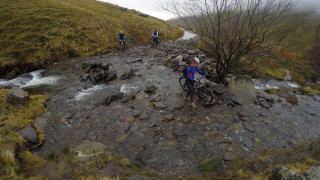 Mountain bikers stream back into Cumbria after Storm Desmond