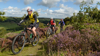 Outdoor Centre Accreditation and the Level 1 Mountain Bike Leadership Award